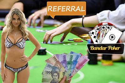 Cara Menghitung Bonus Referal Pemain Judi Online Website Poker